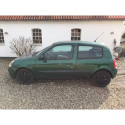 Renault Clio II, 1,2 16V Authentique, 3-dørs