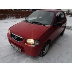 Suzuki Alto 1,1 årgang 2005