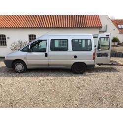 Fiat Scudo, 2,0i 16V aut., st. car., 5-dørs, 2003